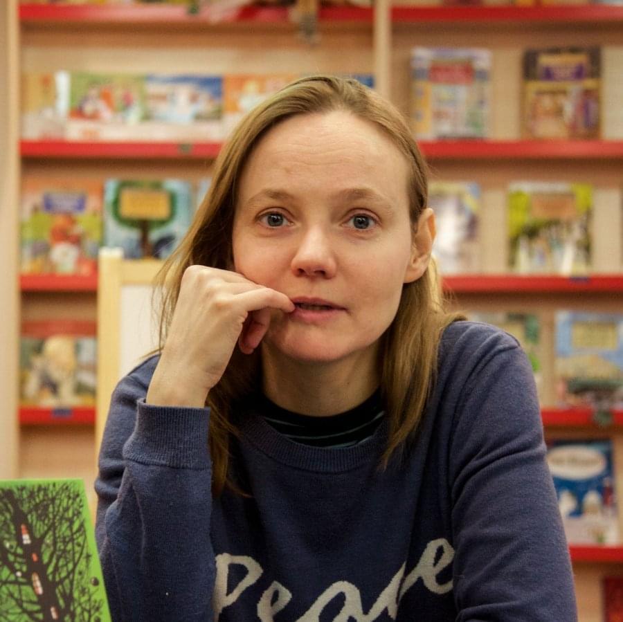 Нина Дашевская. Фото: Татьяна Рудишина