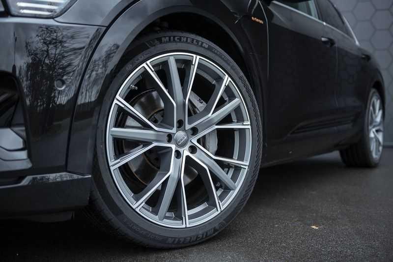 Audi e-tron 55 quattro Advanced Pro Line S 2019 4%+ Excl. BTW+ Full option afbeelding 2