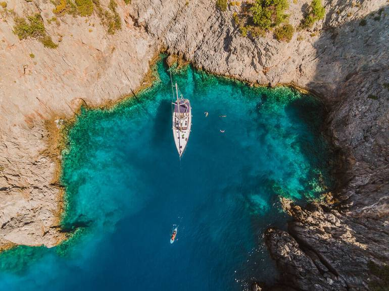 7 MIND-BLOWING Experiences You'll Have Sailing Turkey