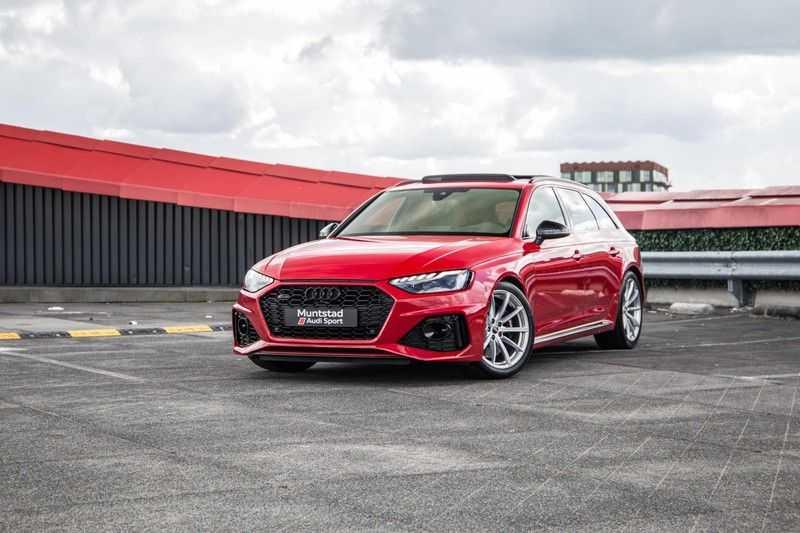 Audi A4 Avant 2.9 TFSI RS4 quattro | 450PK | Sportonderstel Plus | Panoramadak | Inleg Carbon | B&O | Sportdifferentieel | Head-up afbeelding 9