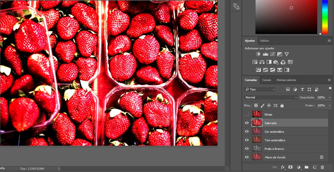 Funcionalidade photoshop camadas 03