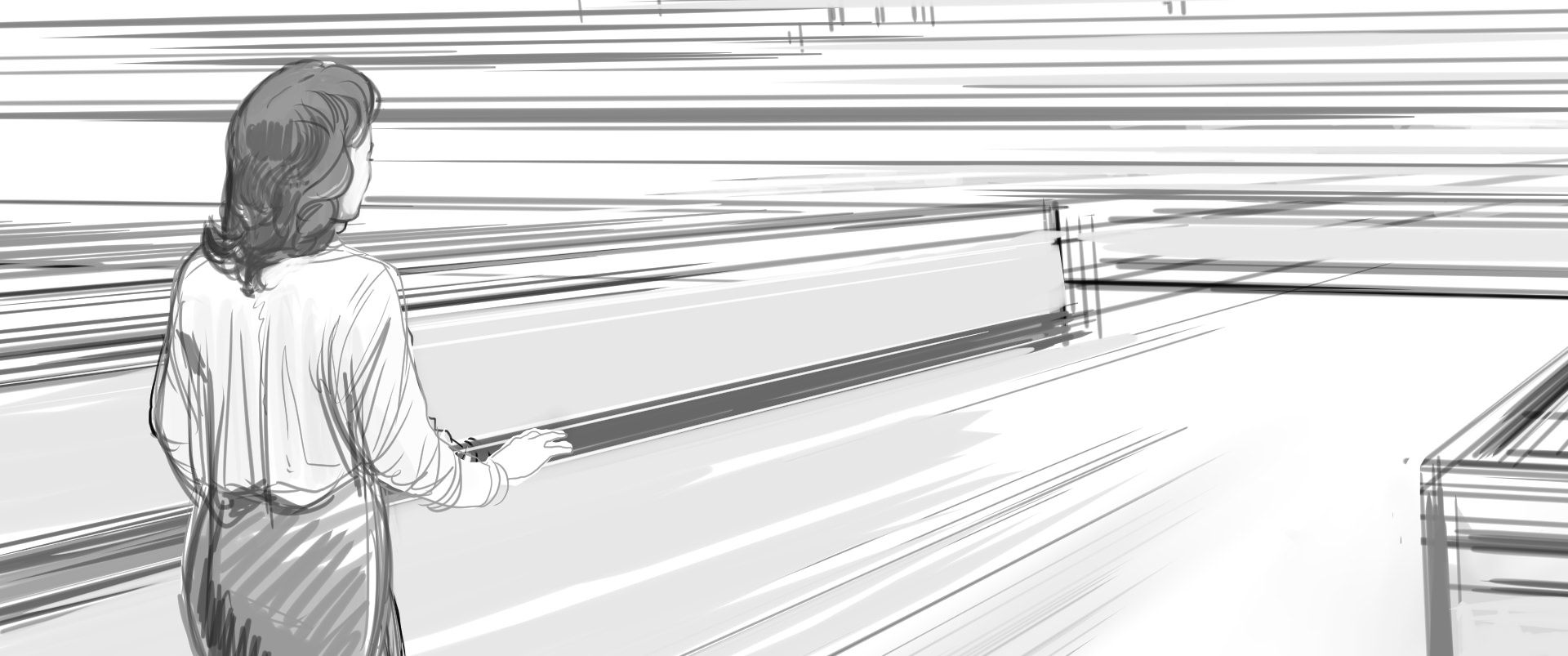 Lidl Vis TV Commercial storyboard 018
