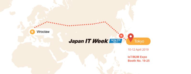 Join Naturaily at Japan IT Week this Spring!