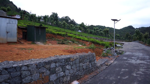 Plot 16 Hill Valley Enclave - View towards Bandishola