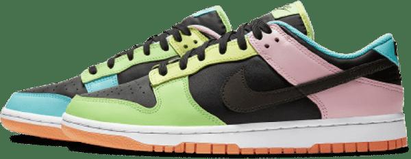 Nike Dunk Low SE Free 99 Pack