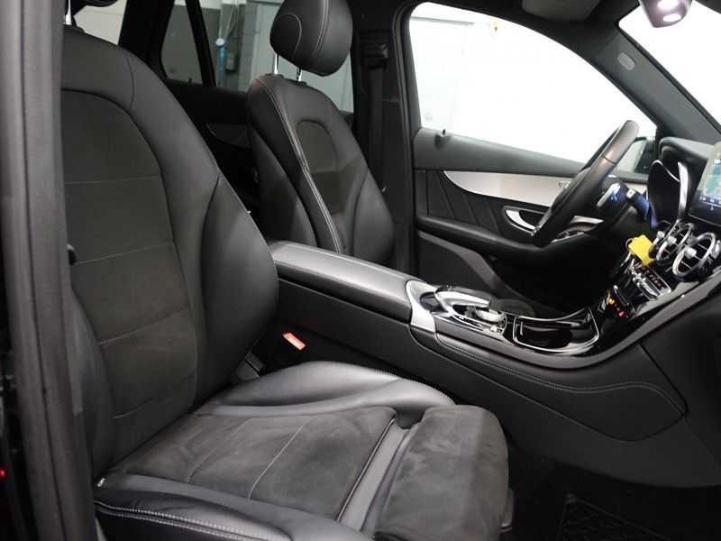 Mercedes-Benz GLC 250D 4MATIC 9G- AMG Night Edition, Pano, Rijassistentiepakket,Leer, Full afbeelding 9