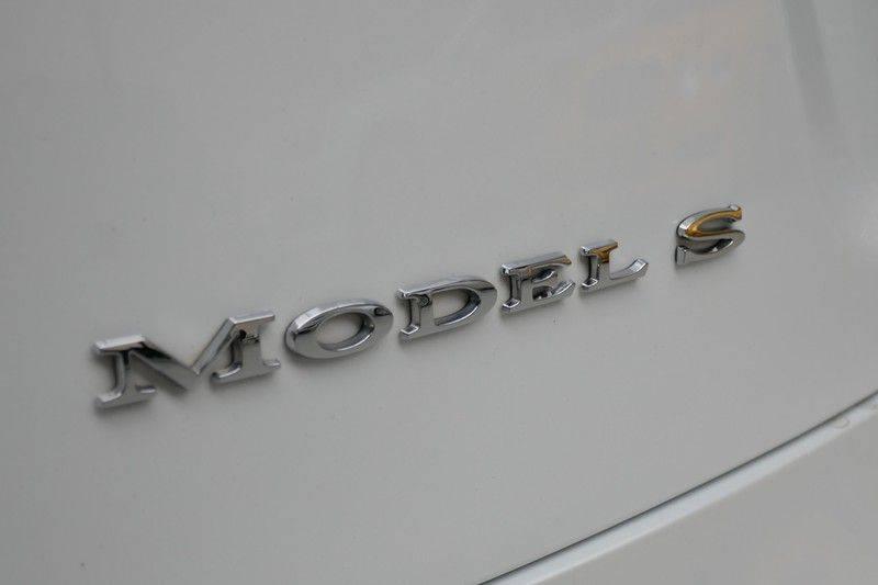 Tesla Model S 75D 4% PANODAK - ex.BTW afbeelding 16