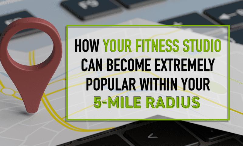 blog dominate your 5 mile radius