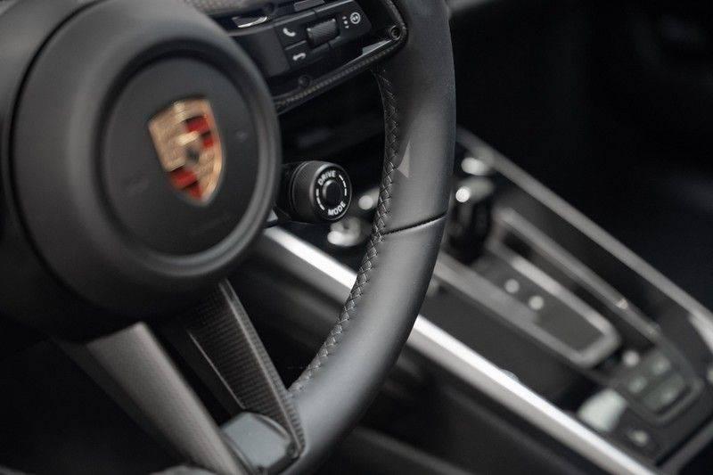 Porsche 911 992 4S PTS Schieffer Grau Slate Grey Sport Design Pakket 930 Leder vol Carbon 3.0 Carrera 4 S afbeelding 15