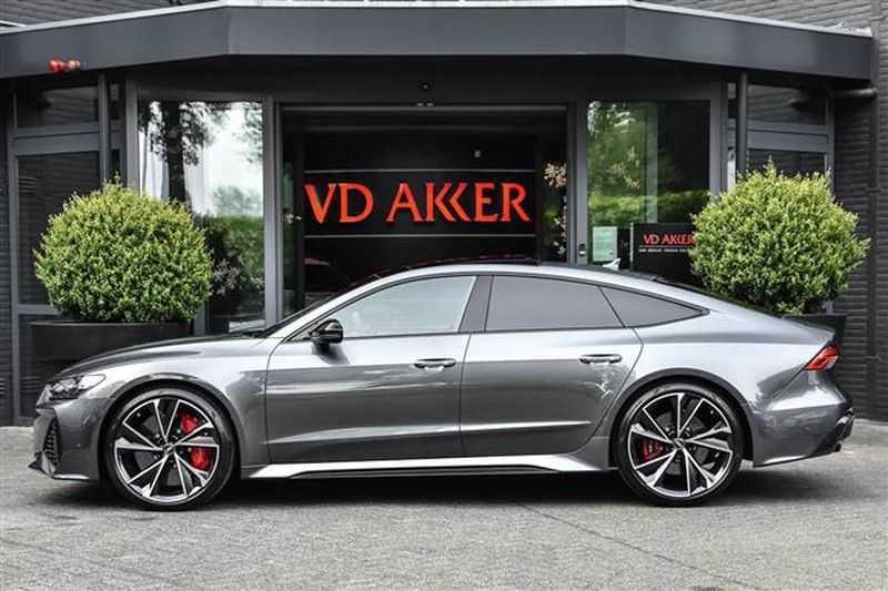 Audi RS7 DYNAMIC PLUS+DESIGNPAKKET+B&O+360CAM. NP.260K afbeelding 5