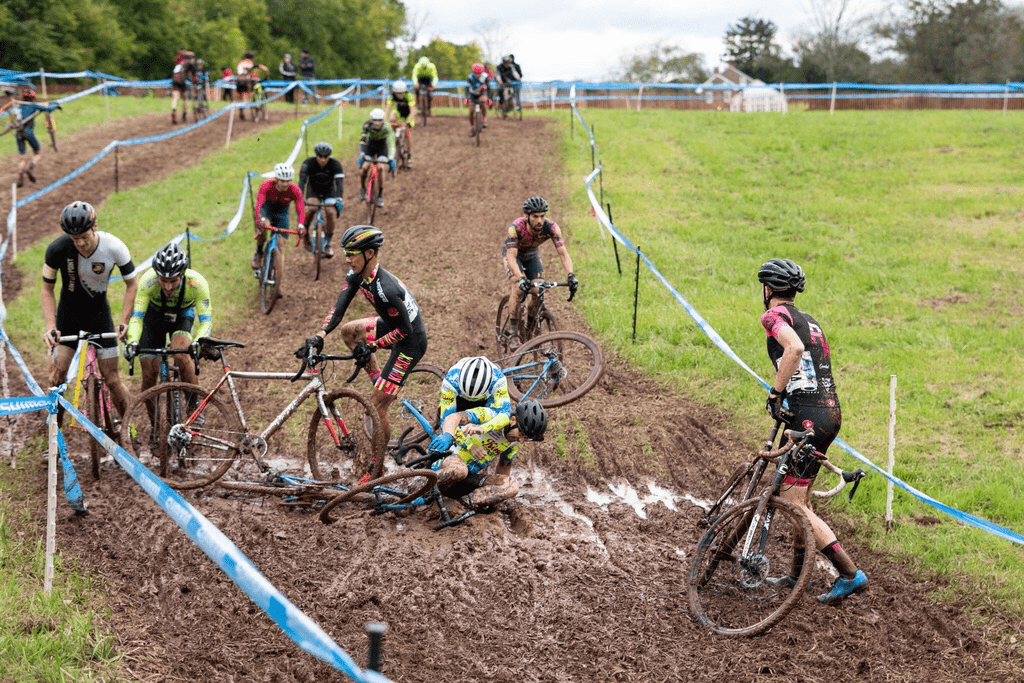 Wallowing at Hippo Cross CX '18 cover image