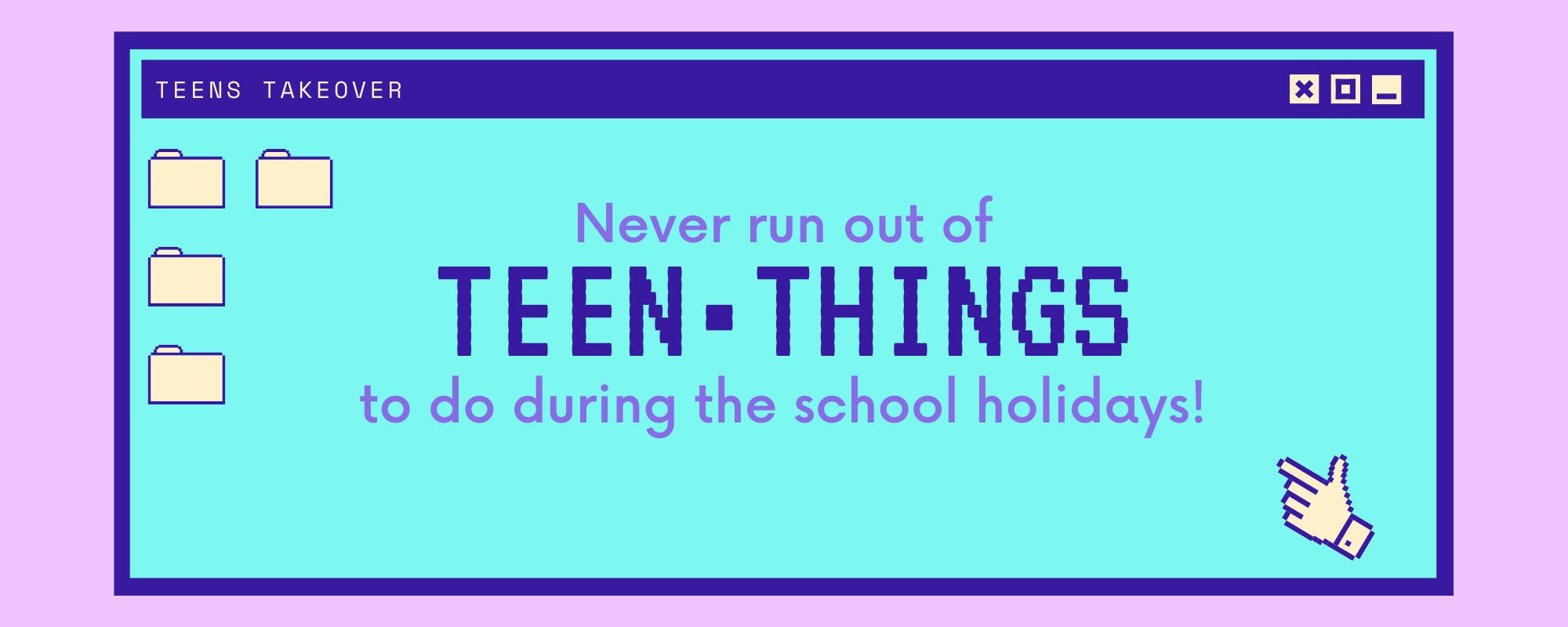 Teen things logo
