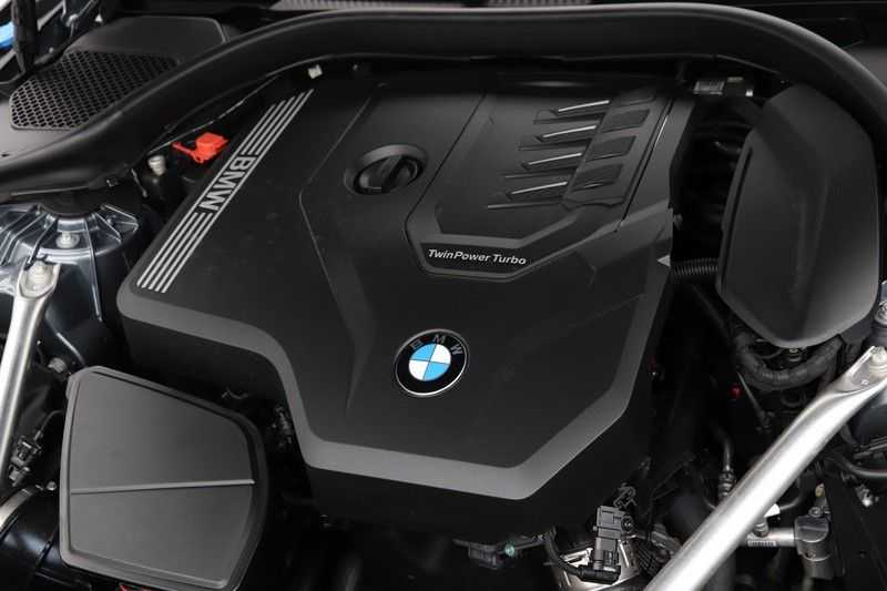 BMW 5 Serie 520i High Exe Luxury Line afbeelding 3