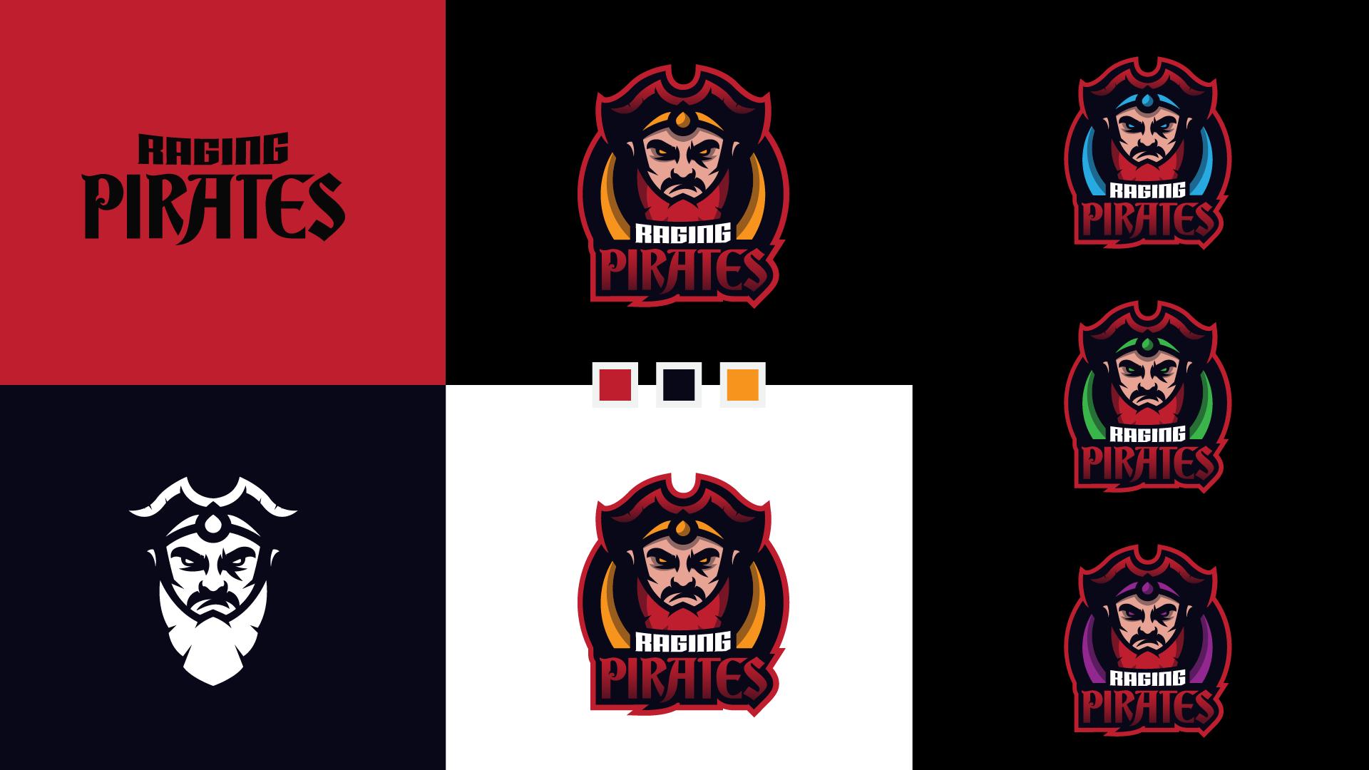 Raging Pirates