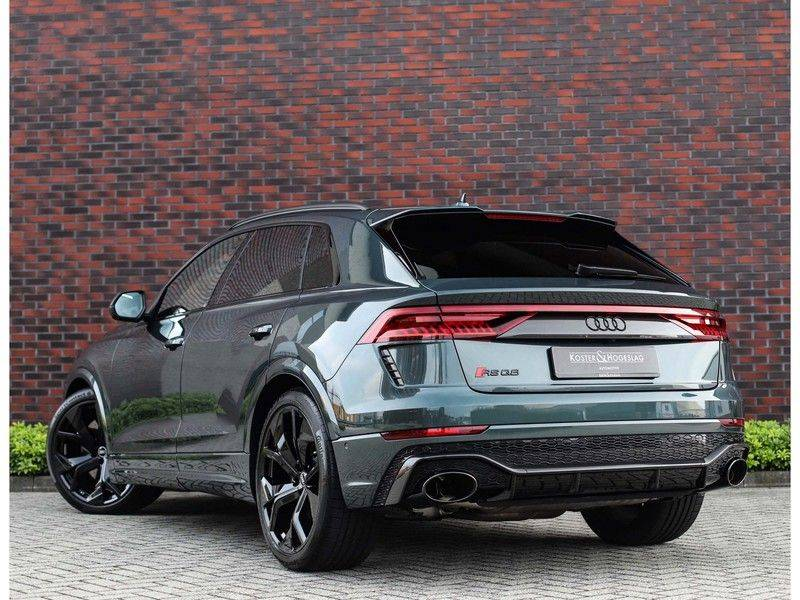 Audi RSQ8 4.0 TFSI Quattro *Exclusive*Carbon*Pano*Head-Up*luchtvering* afbeelding 4