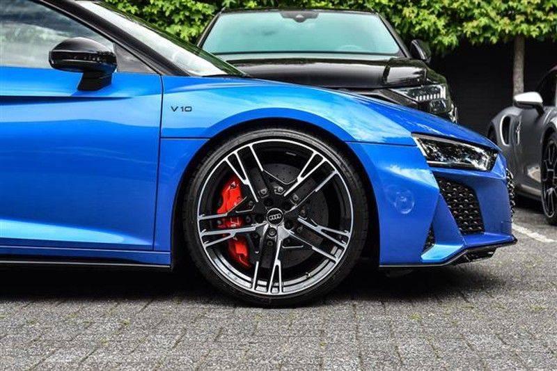 Audi R8 V10 PERFORMANCE B&0+SCHAALSTOELEN+CARBON NP.336K afbeelding 5