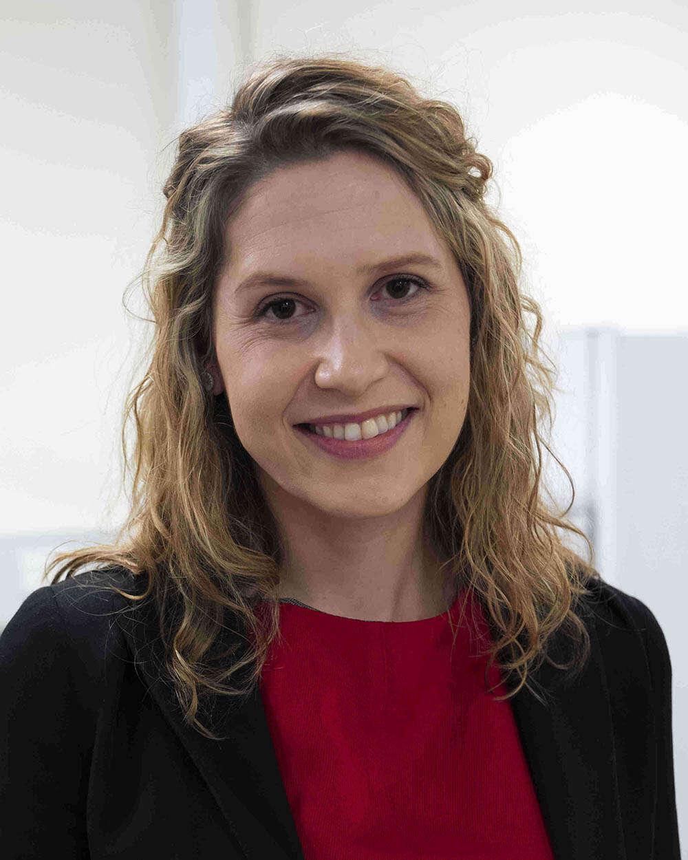 Dr Emma Scott. Credit: NHMRC CTC