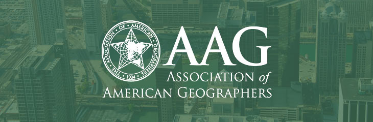 AAG 2015 in Chicago