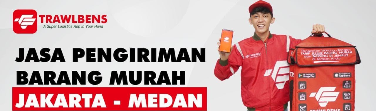 Jasa Pengiriman Barang Murah Jakarta ke Medan