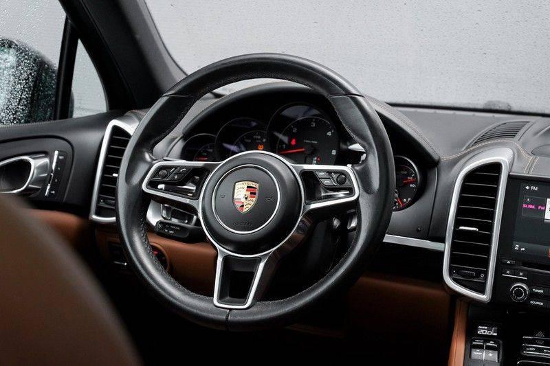 "Porsche Cayenne 3.0 D Pano Camera Led Luchtvering 21"" afbeelding 18"