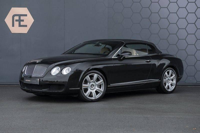 Bentley Continental GT 6.0 W12 GTC Massage Stoelen + Verwarmde Stoelen + Cruise Control afbeelding 2