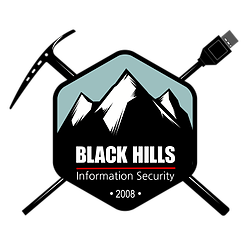 Black Hills Information Security Logo