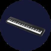 Pianino cyfrowe Yamaha P-45 B