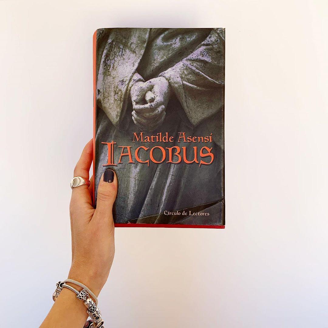 """Imagen de Reseña de """"Iacobus"""", de Matilde Asensi"""