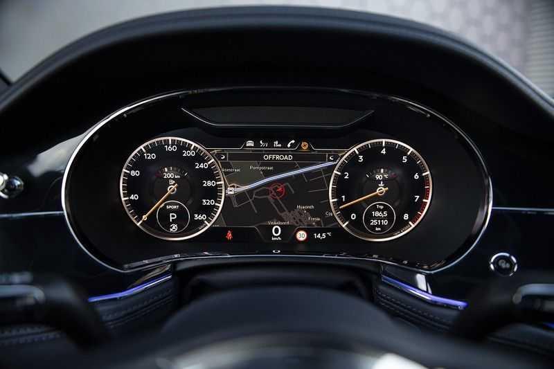 Bentley Continental GT 6.0 W12 First Edition Naim Audio + Massage gekoelde/verwarmde stoelen afbeelding 22