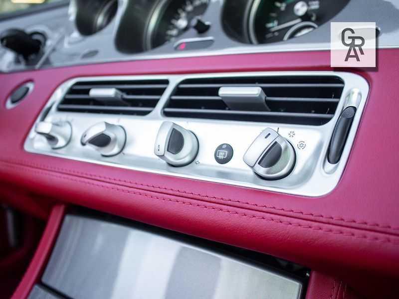 BMW Z8 | Rood leder | Origineel | Concours staat afbeelding 21