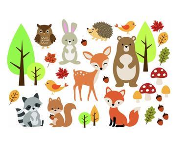 Despre Animale de padure pe înțelesul copiilor