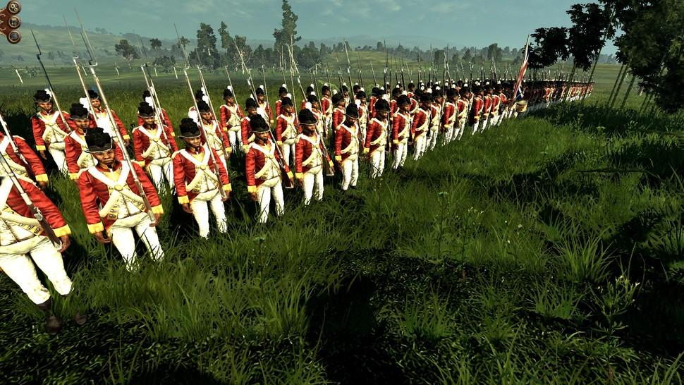 West India Regiment idle