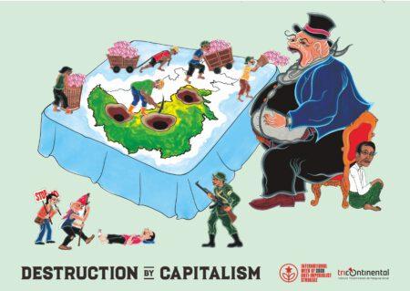 Destruction by Capitalism