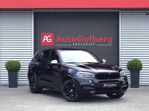 BMW X5 M50D M-Sport, 381PK, Pano, Harman/Kardon, 360* Camera, Soft-Close, Head-Up, Lane Assist, LMV'20 BTW!