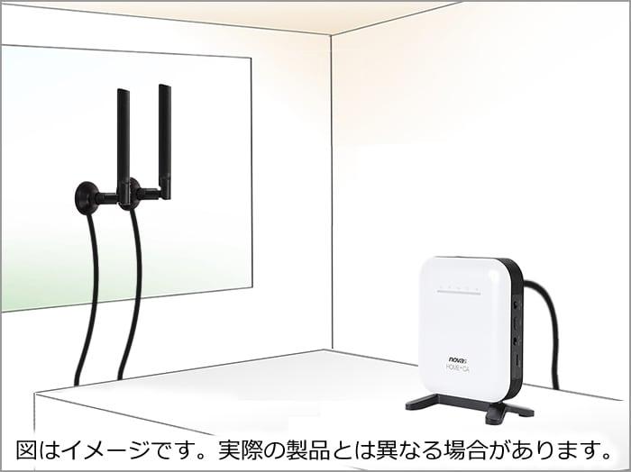 novas WiMAXの延長ケーブル