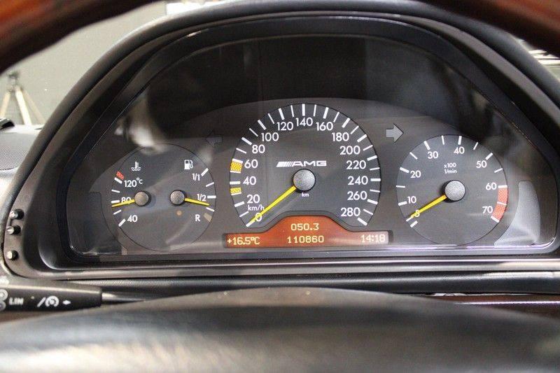 Mercedes-Benz G-Klasse 500 fabrieks 55-uitgev. Youngtimer aut. 7-zits afbeelding 6