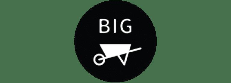 Big Wheelbarrow