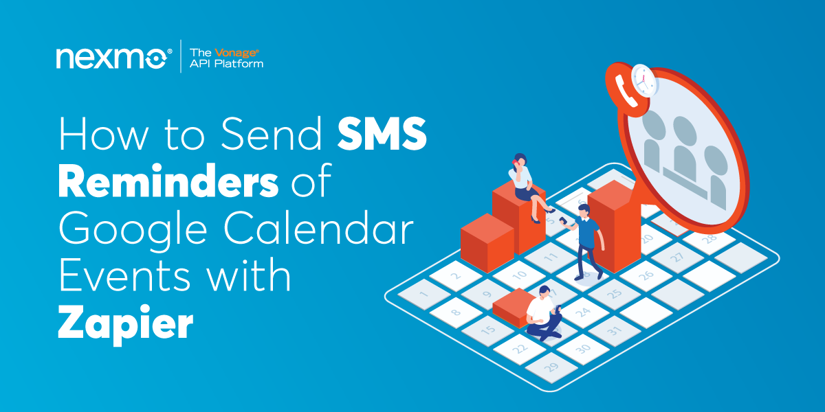 How to Send SMS Reminders of Google Calendar Events with Zapier