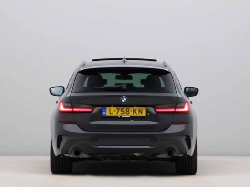 BMW 3 Serie Touring 320e High Exe M-Sport afbeelding 6