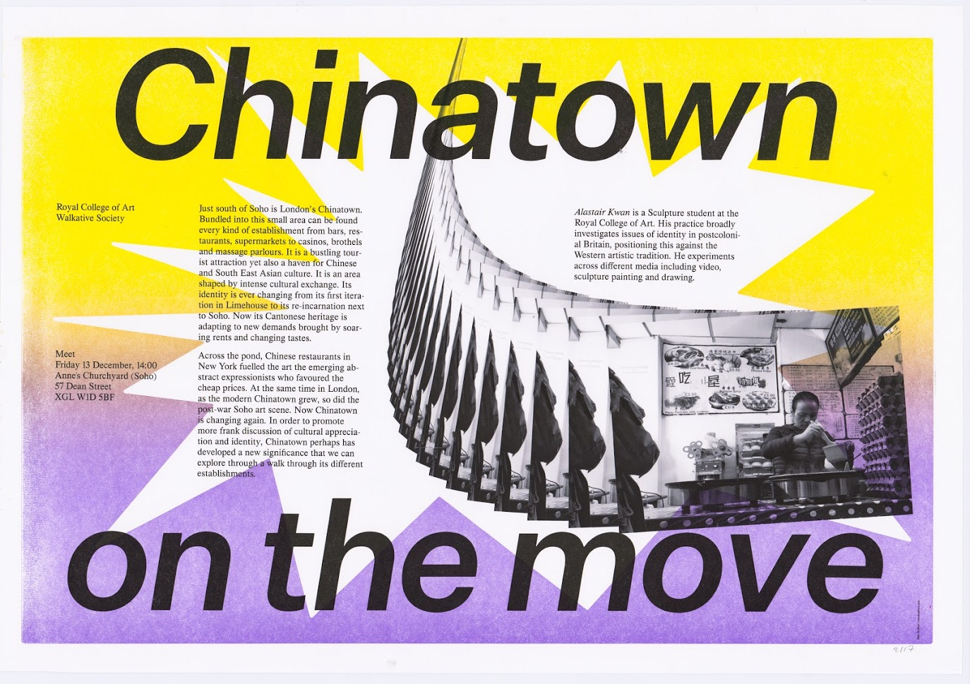 Scan of the chinatown poster