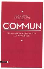 Commun : essai sur la révolution au XXIe siècle
