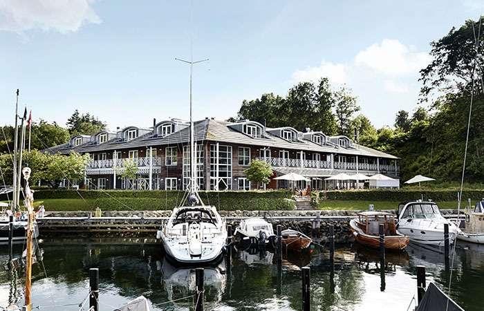 kongebrogaarden er populaert hotel paa fyn