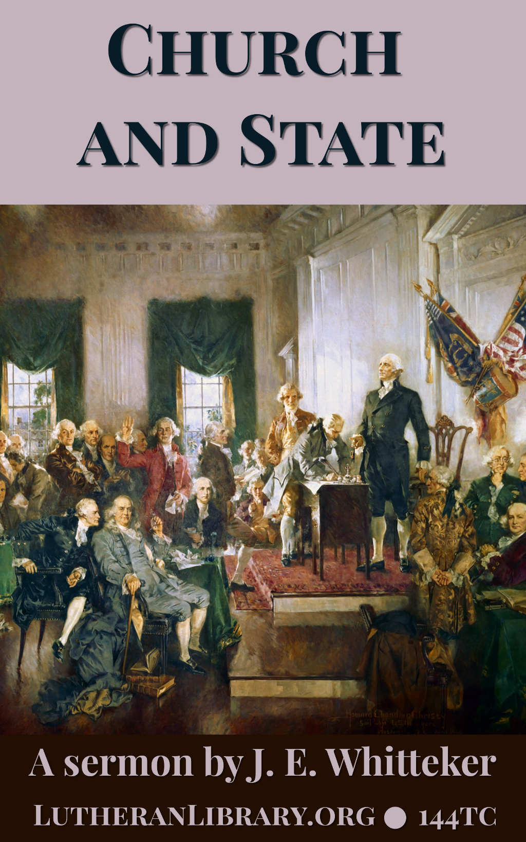 Church and State by John Edwin Whitteker