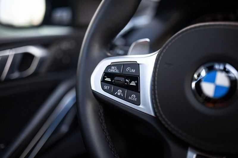 "BMW X6 xDrive40i High Executive *Pano / Laser / HUD / H&K / Leder Indiv. / 22"" / Topview* afbeelding 2"