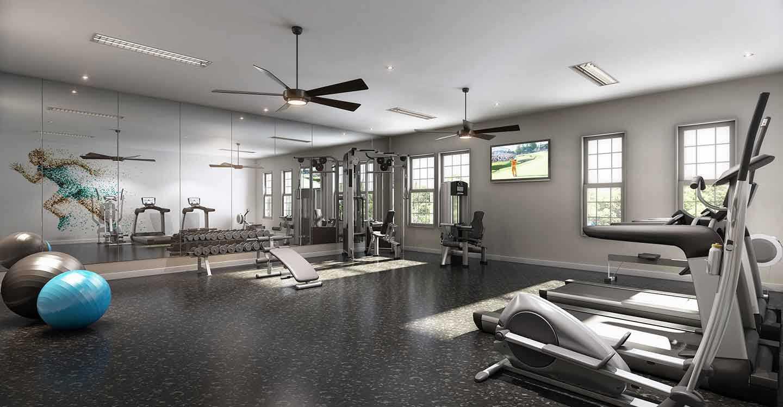 gym amenity