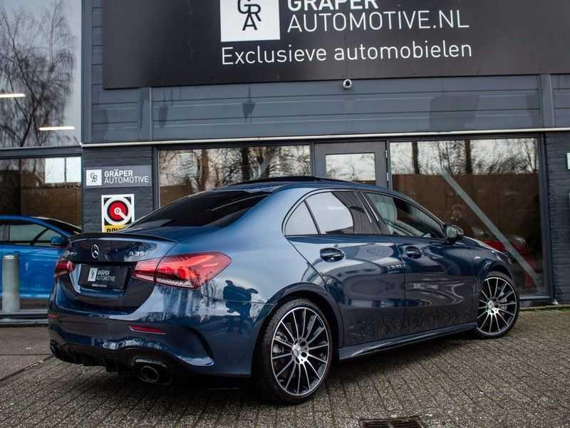 Mercedes-Benz A-Klasse A35 AMG 4MATIC Premium Plus afbeelding 8
