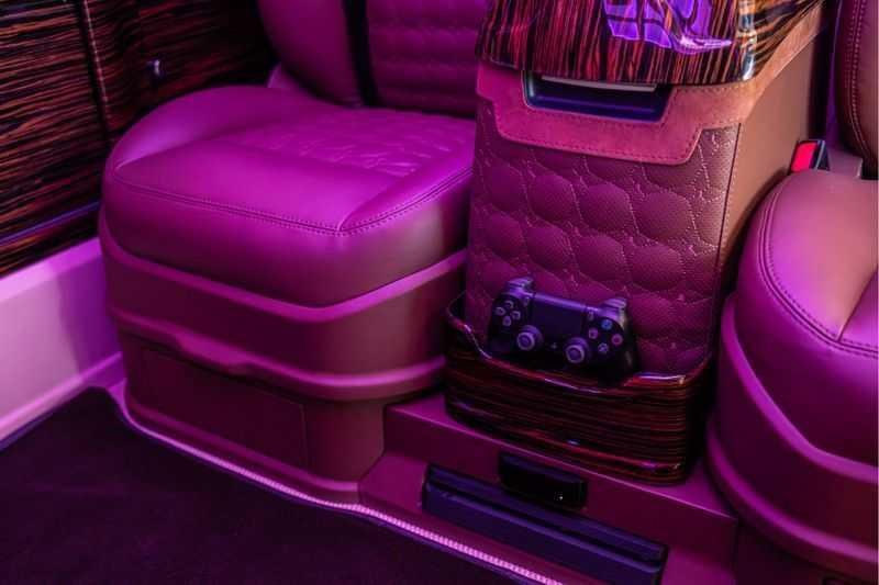 Mercedes-Benz V-Klasse VIP BUS 250d afbeelding 7