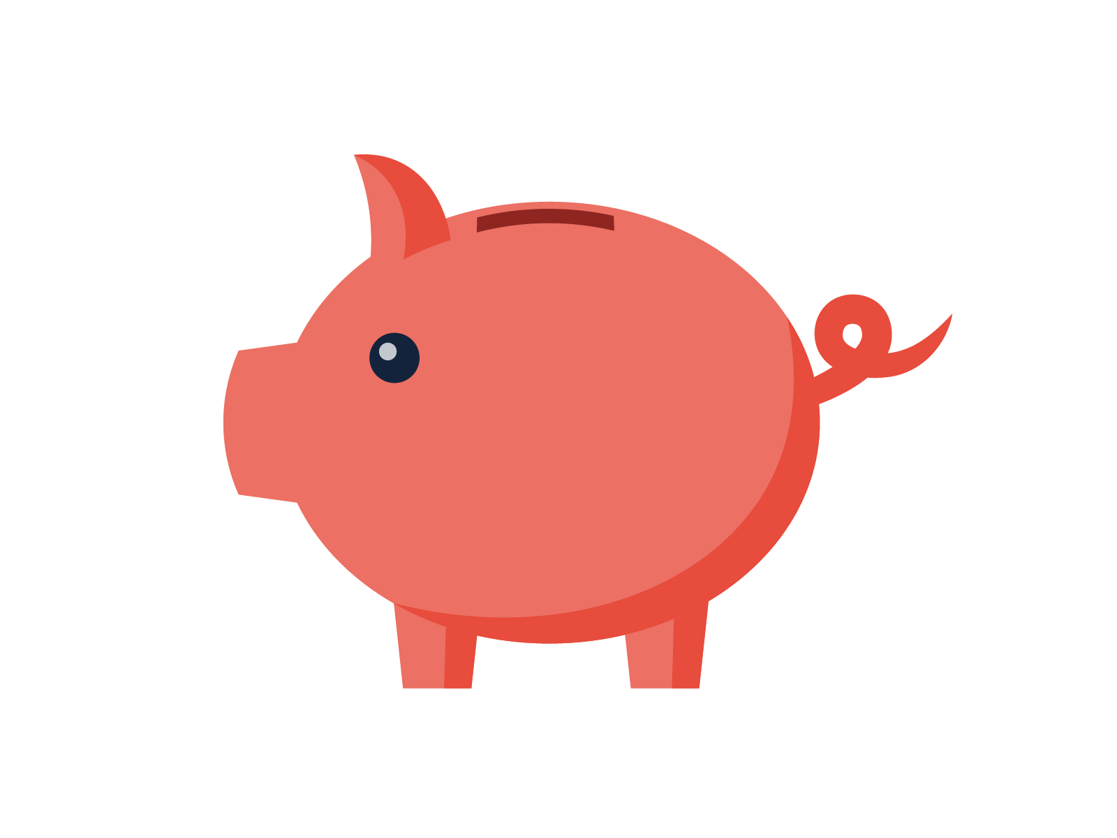 Monzo piggy bank