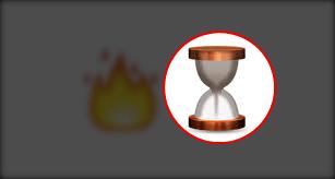 "Snapchat ""Hourglass""-icon"
