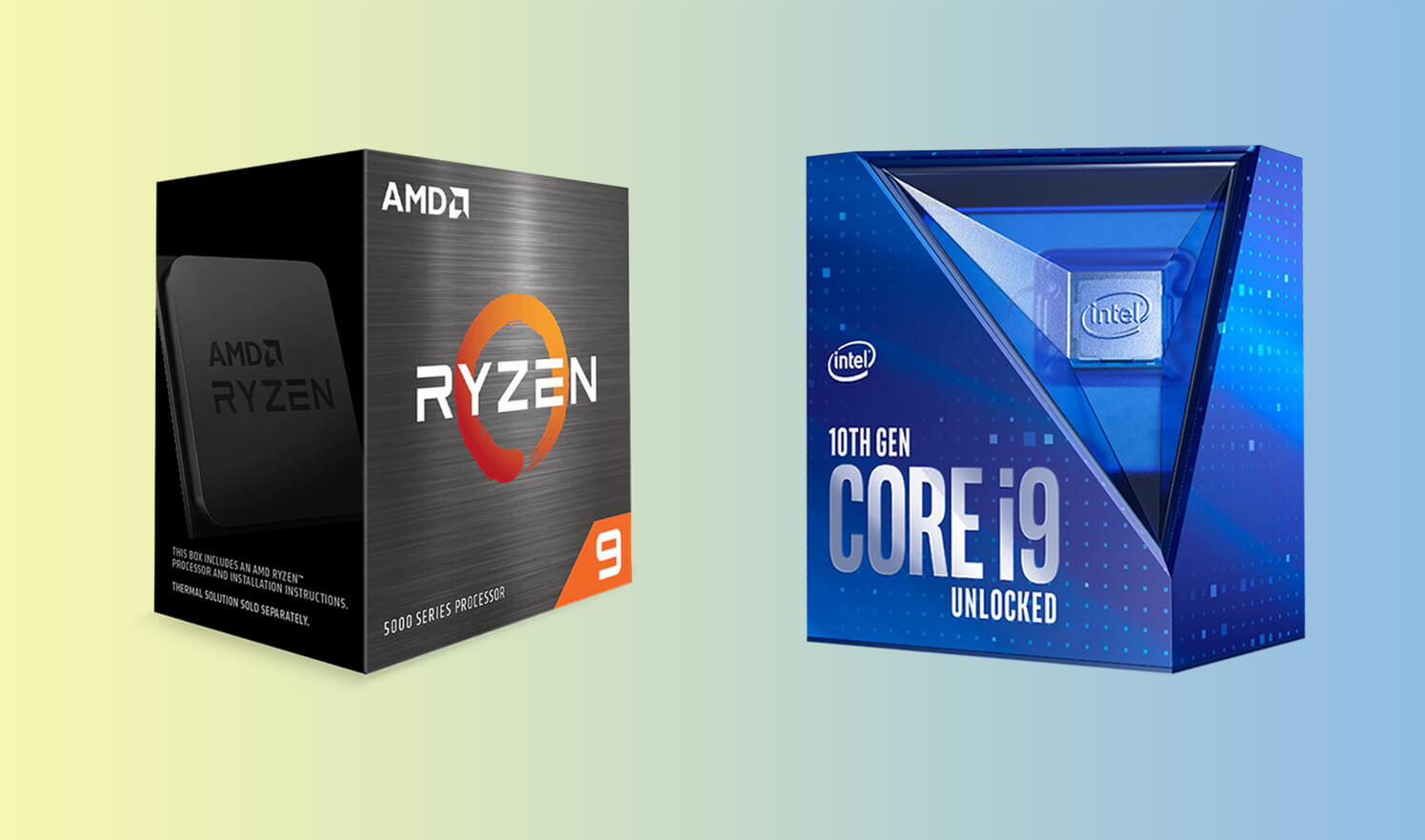 Best CPUs - Top Gaming CPUs for the Money